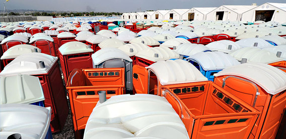 Champion Portable Toilets in Pasco, WA